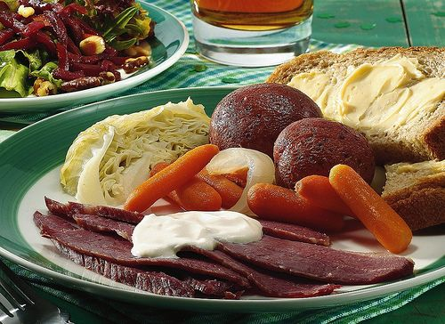 I've wondered this forever! Point Cut or Flat cut Corned Beef?