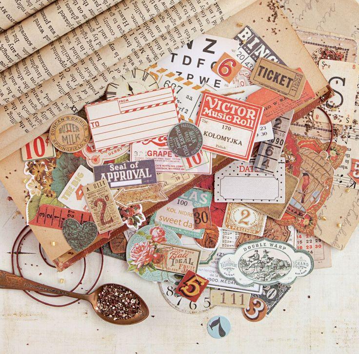 Prima+-+Vintage+Emporium+Collection+-+Ephemera+at+Scrapbook.com