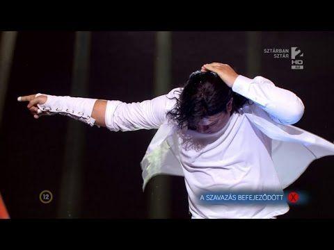 A legnagyobb példaképe, Michael Jackson bőrébe bújt Gáspár Laci. A zsűri állva tapsolta meg a produkciót és 40 ponttal jutalmazta. Nézd meg a teljes adást: h...