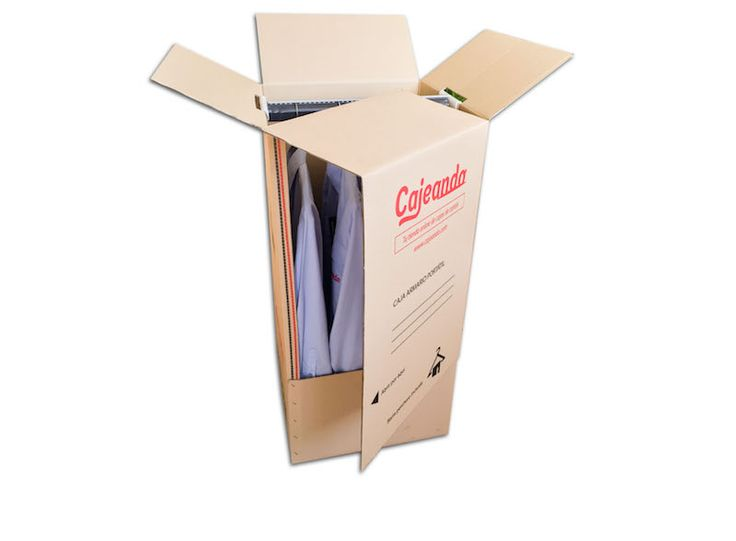 48 best cajas especiales images on pinterest boxes - Cajas de carton para guardar ropa ...