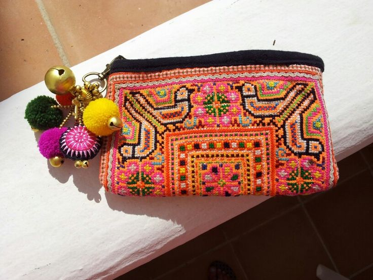 Clutch from Ibiza