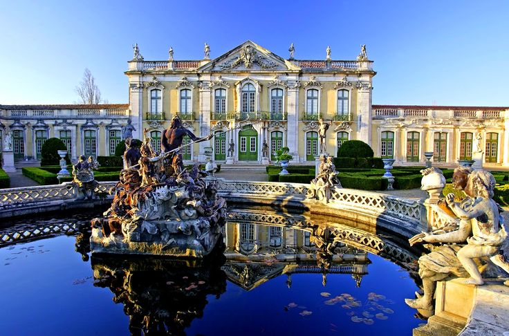 Queluz Palace, Portugal