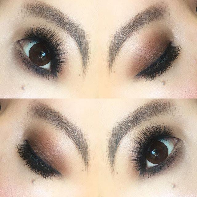 👀: @anastasiabeverlyhills Dipbrow 'Soft Brown' @maccosmetics Eyeshadow 'Embark' 'Folie' 'Brown Script' @lorealparisau Gel Liner @kluxelashes 'Suzey' #kluxelashes #maccosmetics #lashes #anastasiabeverlyhills #loreal #makeup #asian #asianmakeup #makeupaddict #makeupartist #mua #perth #perthmakeupartist #excusemysasquatchbrows