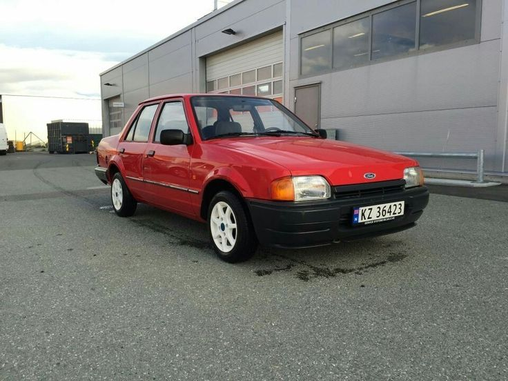 Ford Orion 1986 / Norway