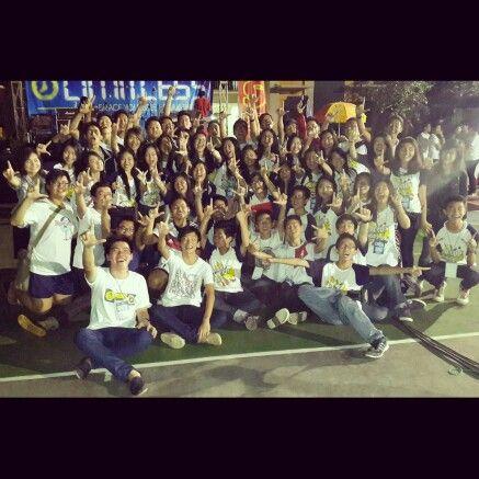 SDH cup crew