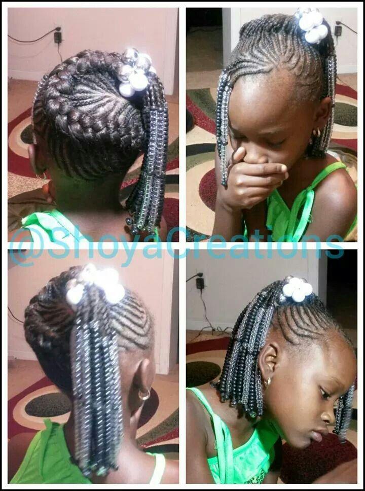 Pin By Nunu Brown On Kid Hairstyles  Hair Styles, Cool -2761