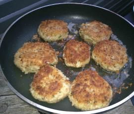 Thermomix recipe / Tuna Patties
