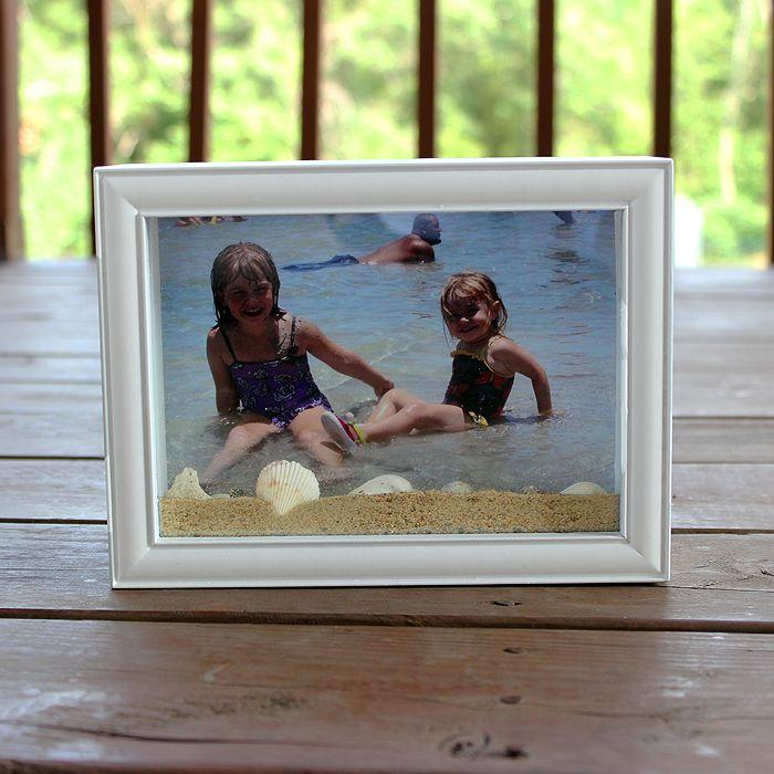 Beach Theme Home Decor Shadow Box Beach Gift: 25+ Best Ideas About Beach Shadow Boxes On Pinterest