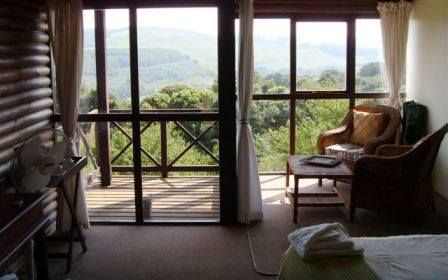 The welcoming, sunny balcony at Midlands Forest Lodge is beckoning....picture yourself overlooking the valley and forest. www.midlandsmeander.co.za Time to travel!