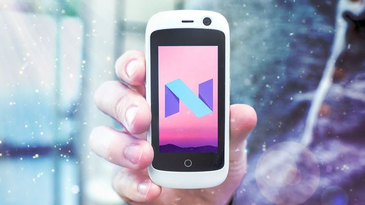 Is this the World's Smallest Smartphone?