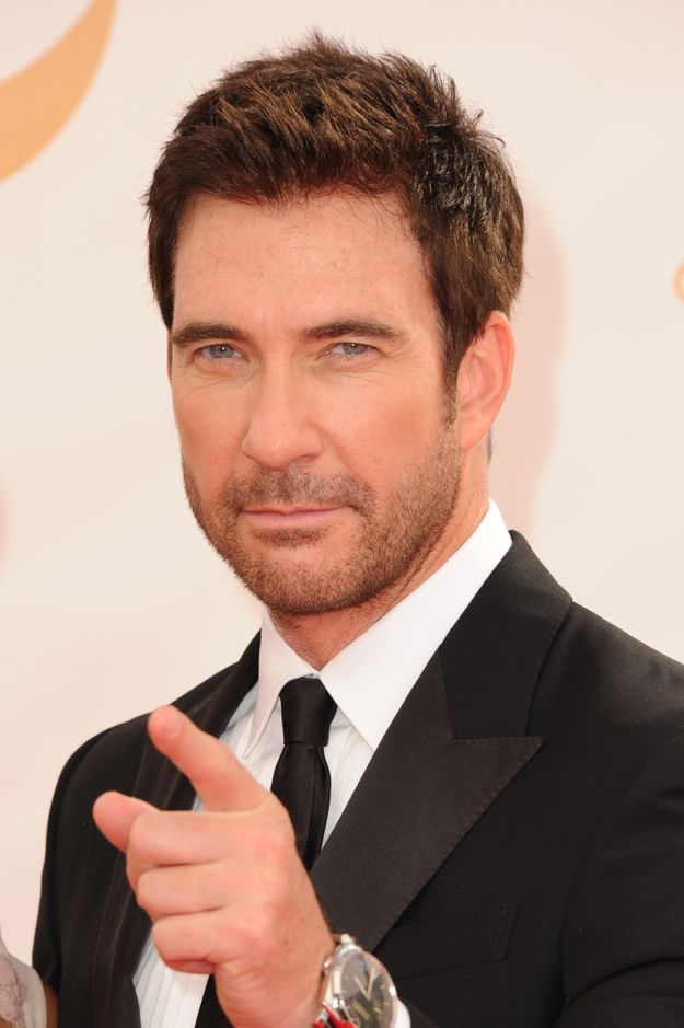 How do you expect us, as human beings, to behave? | Fact: Dylan McDermott Is The Hottest 52-Year-Old Currently Living
