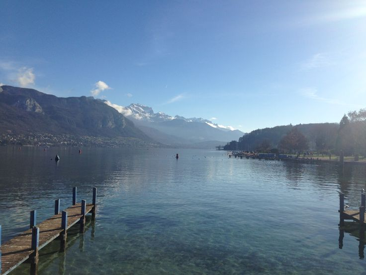 Annecy – a place to consider if you are travelling to France.