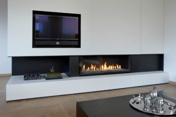 Modern Fireplaces | Attractive Modern Fireplaces Designs | DesignLike