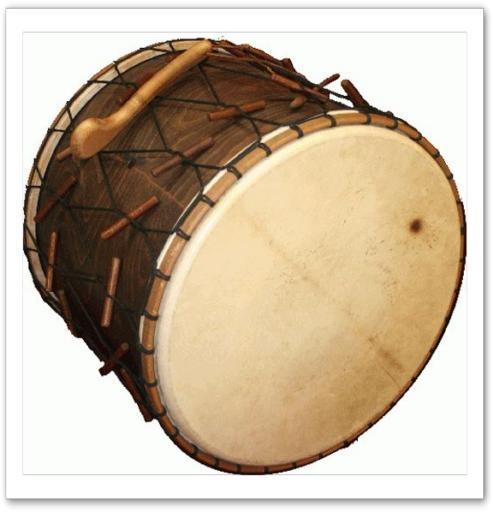 le davul est un tambour deux faces tr s r pandu au moyen orient et assez proche du dohol le. Black Bedroom Furniture Sets. Home Design Ideas