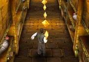 3D Temple Run oyununda piramitten kaçmak için bilmediğiniz bir labirente gireceksiniz. Labirentte son hız koşmaya devam ederken arkanızdan gelen katil mumyalara yakalanmamak için kesinlikle hata yapmamanız gerekecektir.  http://www.3doyuncu.com/3d-temple-run/