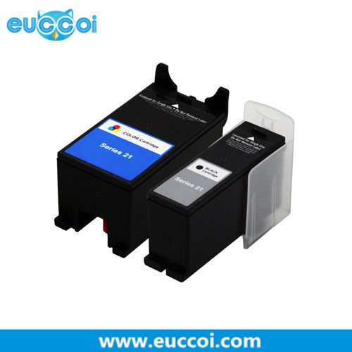 Best selling DELL ink cartridge Dell 21 22 23 24 compatible ink cartridge #dell ink cartridge# euccoi