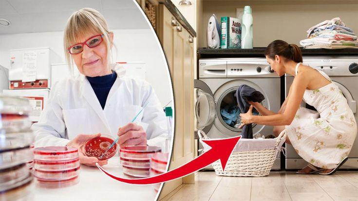 Trodde du att toaletten var den snuskigaste platsen hemma? Fel! Bakterie- och städexperten Marie-Louise Danielsson Tham avslöjar 5 okända snuskplatser!