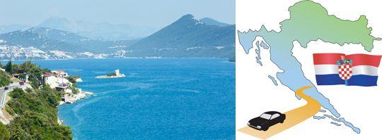 """Vi ska bila ner till Kroatien i sommar. Vi ska vara """"ute på vägarna"""" i cirka tre veckor varav en i Kroatien, där vi hyrt ett hus. Vi diskuterar hur själva resan ner och upp ska se ut. Vilka väger skulle ni rekommendera? /Joakim Goding"""