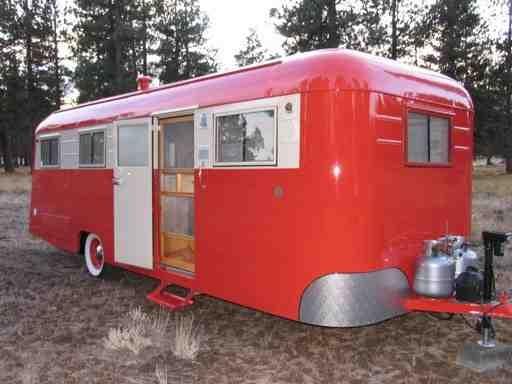 1947 Westwood Coronado Trailer Homes On Wheels