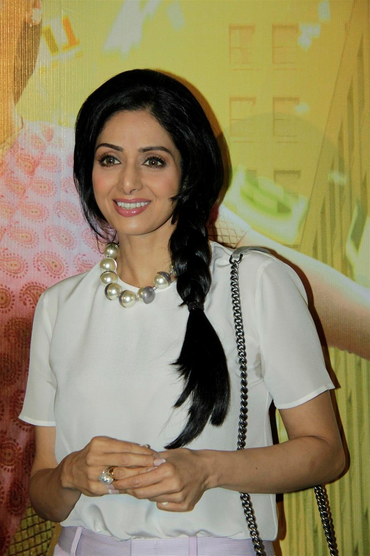 Sridevi - 55 and still beautiful