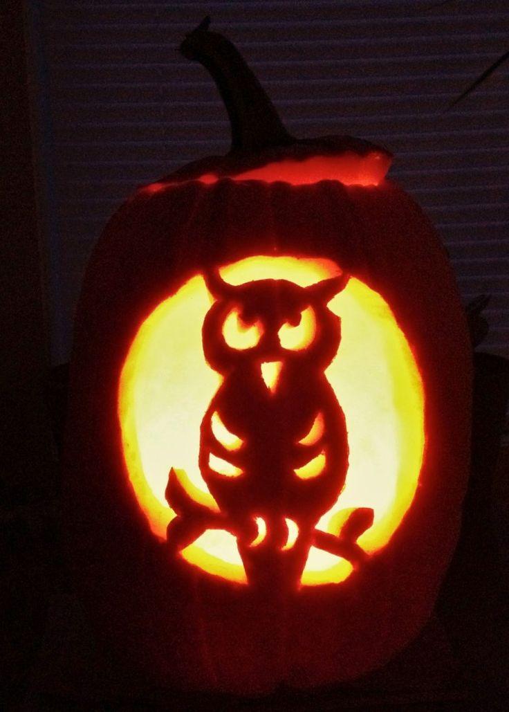 Images about jack o lanterns and carved pumpkins on