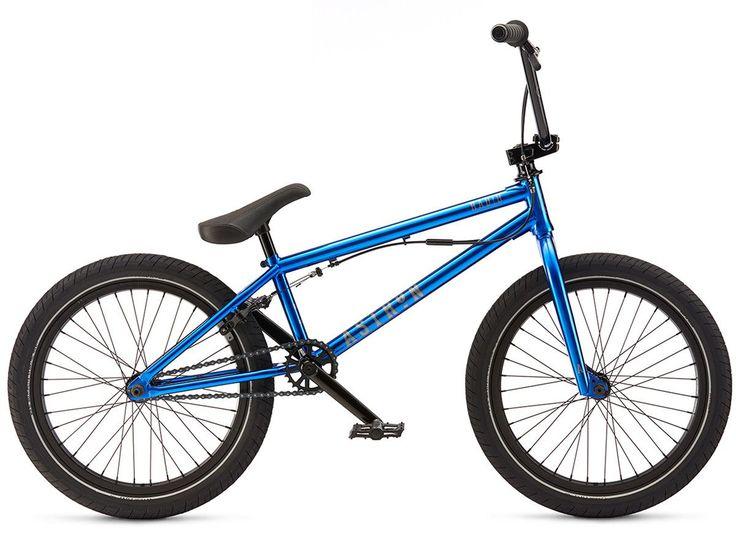 "Radio Bikes ""Astron"" 2017 BMX Bike - Blue Chrome | kunstform BMX Shop & Mailorder - worldwide shipping"