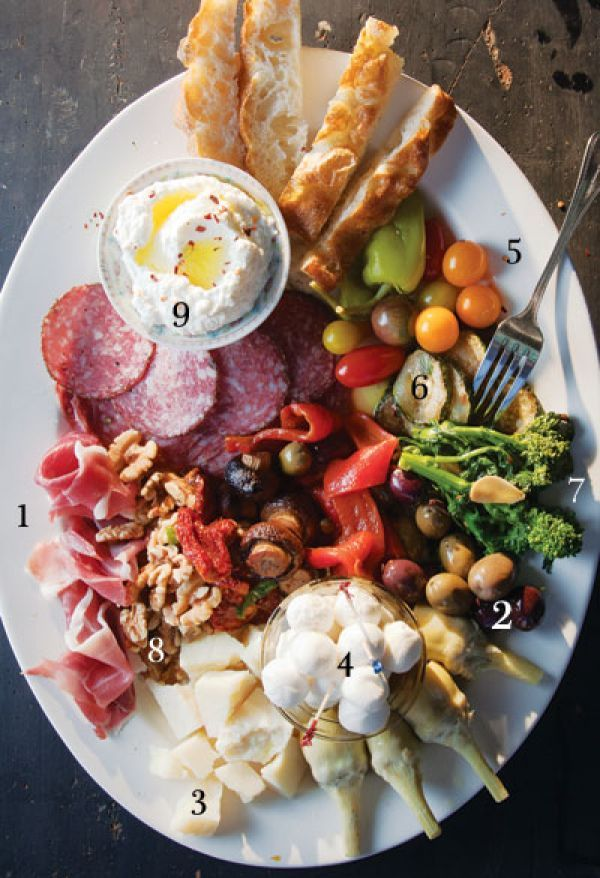 784 best images about RECIPES: Sausages, Pates ... Italian Appetizers Names