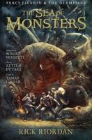 PERCY JACKSON AND THE OLYMPIANS: SEA OF MONSTERS en BD :)