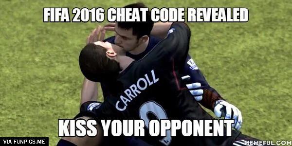 nice Fifa 2016 cheat code revealed