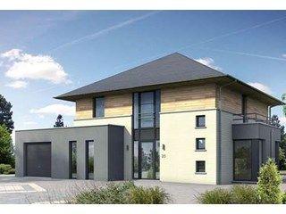 17 best images about nouvelle construction moderne on for Maison basse moderne
