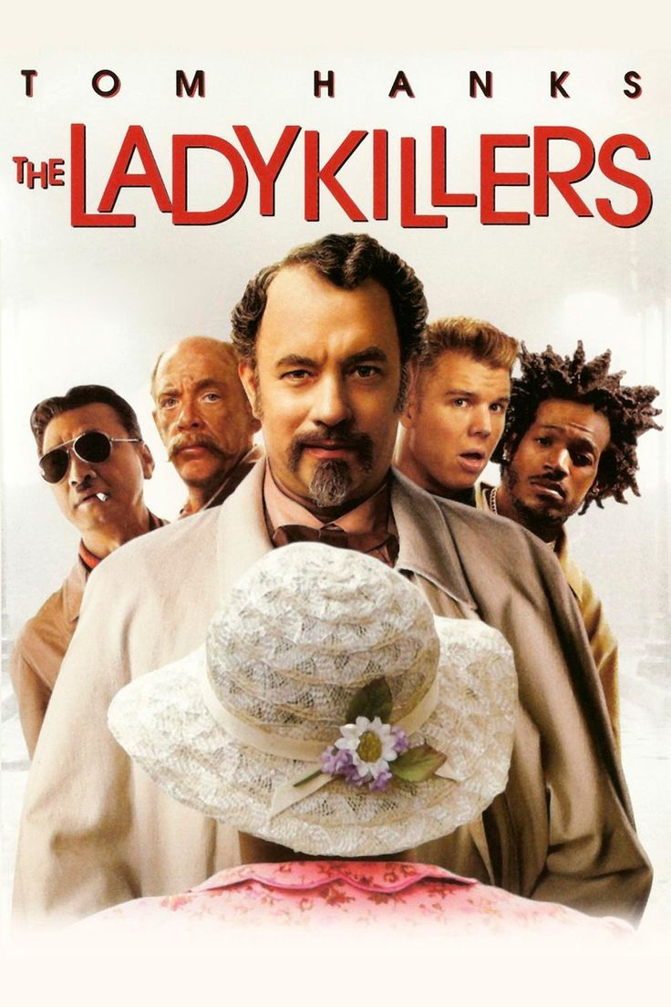 The Ladykillers I love the gospel music soundtrack in this film.