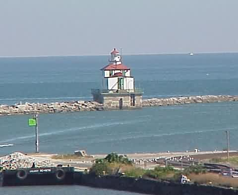 The Ashtabula Lighthouse.    Lived not even a mile from Lake Erie for almost 7 years.