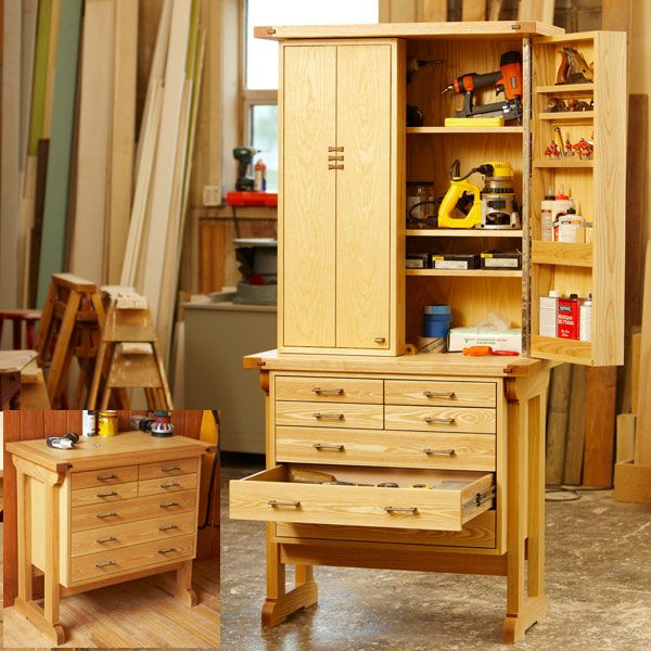 192 best Tool chest & cabinet images on Pinterest   Tool storage ...