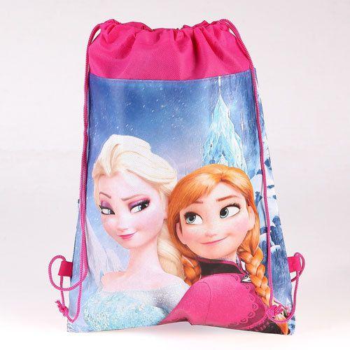 8 Frozen Goodie Bags Frozen Party Favors Anna By Partiesandfun Frozen Theme