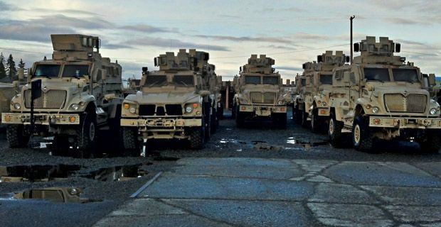 REPORT: Military Build-Up for Jade Helm is Biggest Ever Seen (Video) | RedFlagNews.com