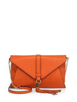 MILLY - Astor Leather Clutch