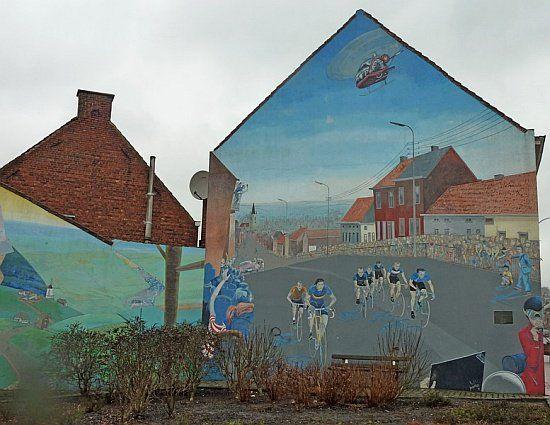 ¡Que bello mural!