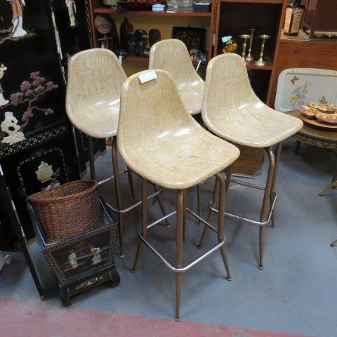 Sold 225 Set Vintage Mid Century Modern Set Of Four