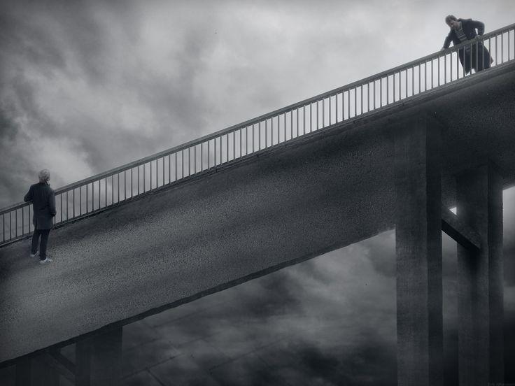 Erik Johansson — Downside of the upside