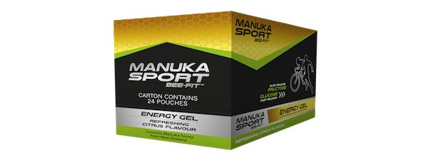 ManukaSport Energy Gel