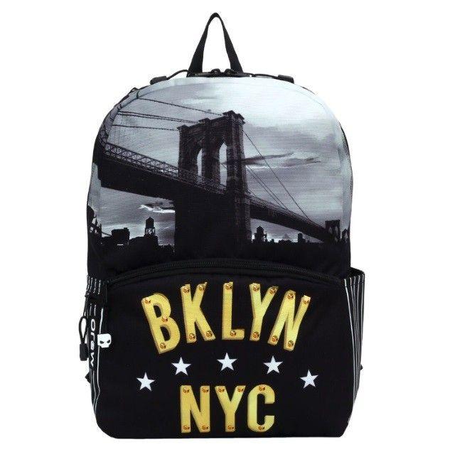 Rucsac Mojo, Brooklyn NY. http://www.rechizitelemele.ro/catalog/product/view/id/12335/s/rucsac-brooklyn-ny-mojo/