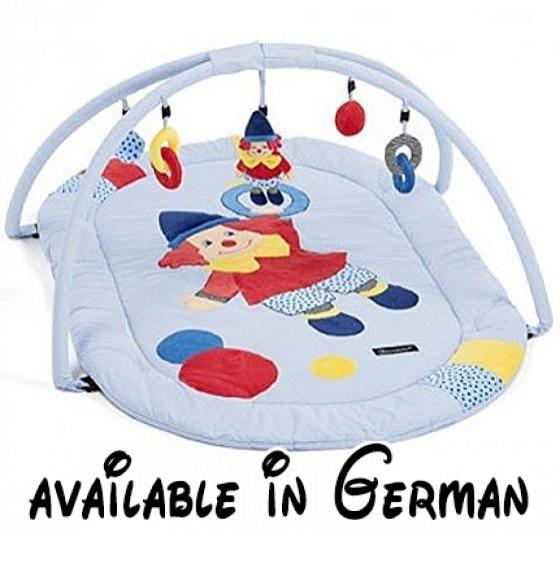 Sterntaler 91016 Krabbeldecke mit Spielbogen Beppo.  #Baby #BABY_PRODUCT