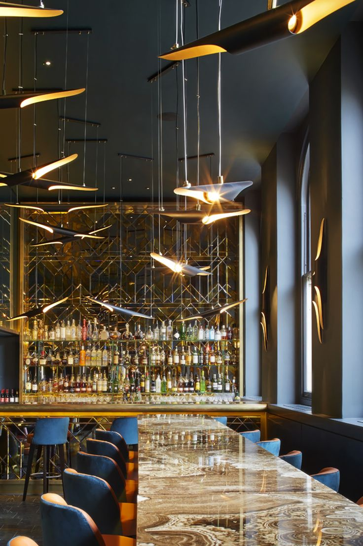 wall sconce metal coltrane minimal design unique lamp @delightfulll