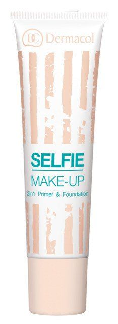 SELFIE MAKE-UP – Bohemian Beauty Care Dermacol company came to marker with a new Selfie Makeup. This make-up is advertised in all the Czech magazines, stores, leaflets… And I am curious to try it.