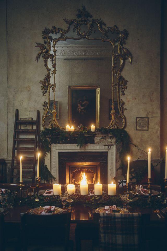 A Scottish Christmas Celebration via Donal Skehan---Or a Burns' Night Celebration