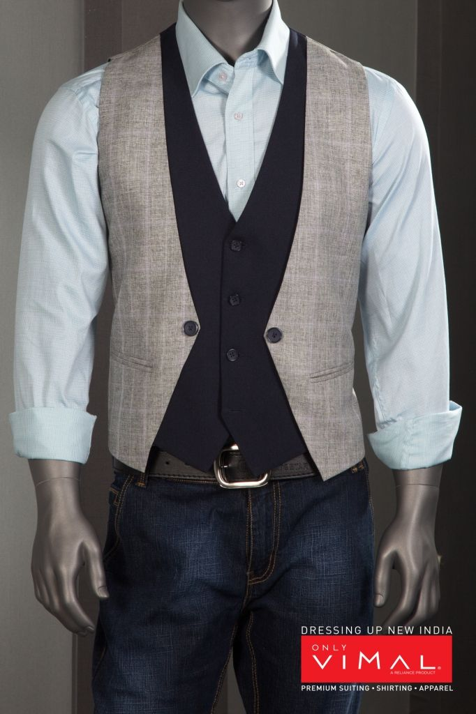 Want to look Unformal for your friend's birthday? Wear this Only Vimal outfit!