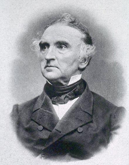 """Justus von Liebig (1803 - 1873) ♦ invented """"Chloroform""""."""