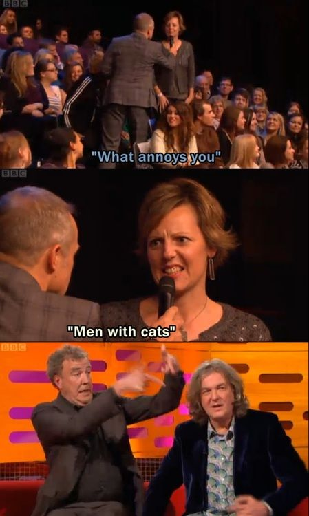 Jeremy Clarkson & James May on The Graham Norton Show