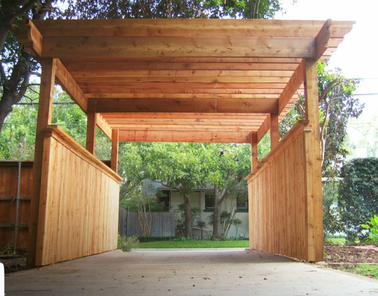Fencing Carport Good Idea Google Search Home Things We Really Need To Do Pinterest Car Ports And