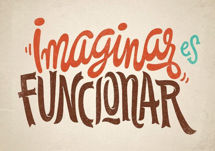 Imaginar y funcionar